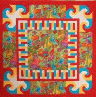 Center Stage Quilt Pattern LOB-105