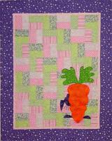 In The Carrot Patch Quilt Pattern LOB-106