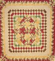 Garden Party Quilt Pattern LOB-108