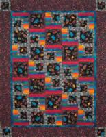 Logging On Quilt Pattern LOB-118
