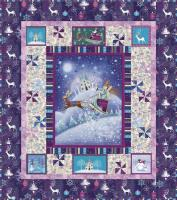 Rambling Snow Queen Quilt Pattern LOB-126