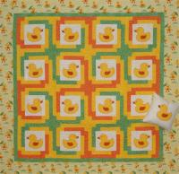 Just Ducky Quilt Pattern LOB-133