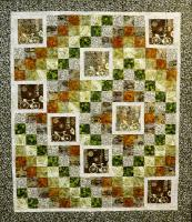 Ride On Quilt Pattern LOB-144