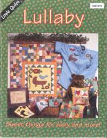 Lullaby Book LQC-B10