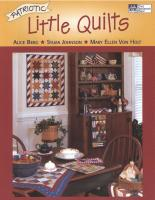 Patriotic Little Quilts Book LQC-B13