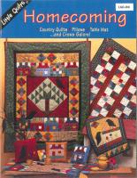 Homecoming Book LQC-B9
