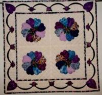 Dresden at Heart Quilt Pattern LSC-0301