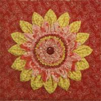 Sunburst Pillow Pattern LSC-1402