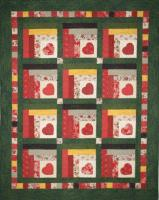 Home for Christmas Quilt Pattern LSC-1703