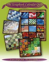 The Scrapbook Calendar Quilt Book MAD-901e