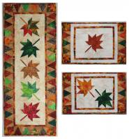 Falling Leaves Table Set Pattern MAM-120