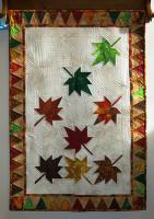 Falling Leaves Wall Hanging Pattern MAM-125