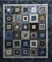 Squares To Go Quilt Pattern MCL-11