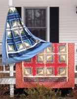 All Around the Cabin Quilt Pattern MD-22