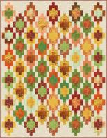 Mayan Steps Quilt Pattern MD-67