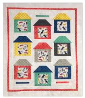 No Place Like Home Quilt Pattern MD-81