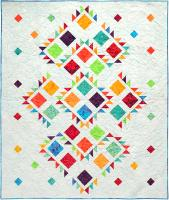 Salsa Dance Quilt Pattern MD-86