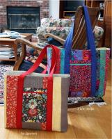 Super Sized Tote Pattern MD-CTC32