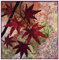 Fall Impressions 1 Chinese Maple Quilt Pattern MD-TR20