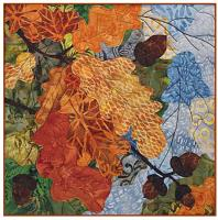 Fall Impressions 2 Oak Quilt Pattern MD-TR21