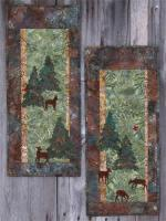 At The Edge of the Woods Quilt Pattern ME-110