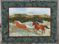 Dream Ponies Quilt Pattern ME-208