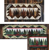 Tree Line Quilt Pattern ME-213