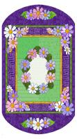 October Cosmos Quilt Pattern MGD-107