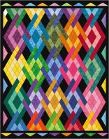 Peggy's Diamonds Quilt Pattern MGD-111