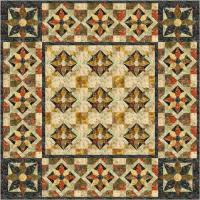 Temple Quilt Pattern MGD-311
