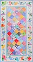 April Sweet Peas Quilt Pattern MGD-409