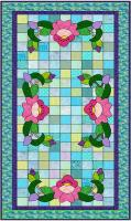 July Water Lily Quilt Pattern MGD-708