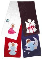 Angels Sing on High Hand Towels Pattern MMD2-110