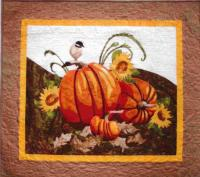 Fall Harvest Pumpkins Pattern MMD2-118
