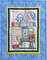 My Sewing Room Wall Hanging Pattern MMD2-S539