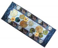 Lily Pad Pond Table Runner Pattern MQW-061e