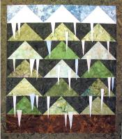 Frozen Forest Quilt Pattern MQW-071e