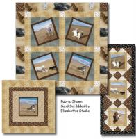 Panel Fun Wall Hangings Quilt Pattern NDD-112