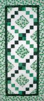 Irish Chain Table Runner Pattern NDD-116