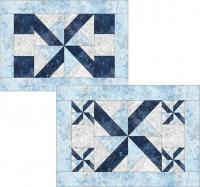 January Snow Placemats Pattern NDD-122