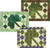 March Shamrock Placemats Pattern NDD-124
