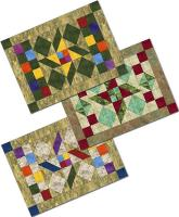 May Pinwheel Placemats Pattern NDD-126