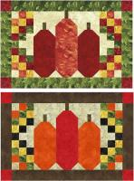 October Pumpkins Placemats Pattern NDD-131