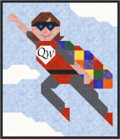 Super Quilt Woman Pattern NDD-162