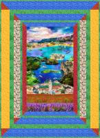 Window View Quilt Pattern NDD-164e