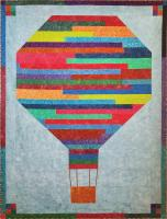 Balloon Race Quilt Pattern NDD-167