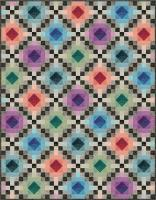 Shimmering Chain Quilt Pattern NDD-175