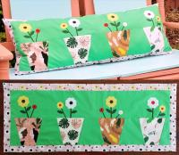 Green Thumb Pillow or Table Runner Pattern NDD-190