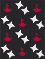Sailing Under the Stars Quilt Pattern NDD-194