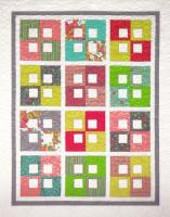 City Windows Quilt Pattern NJD-107